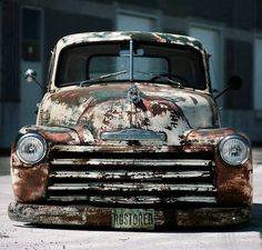 1951 Chevy pickup