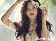 Kim Yoo Jung is an ethereal beauty in 'Marie Claire' | allkpop.com