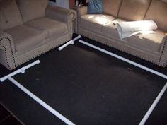 Picture of Measure and Cut the Length and Height PVC Pipes