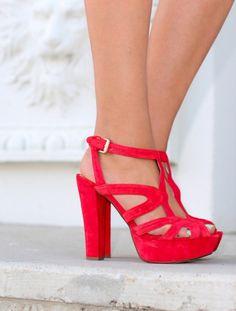 Vamos de fiesta: Llamativos zapatos de fiesta para mujer