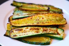 Broiled Zucchini (or Eggplant) | Award-Winning Paleo Recipes | Nom Nom Paleo 4 medium zucchini (or a medium globe eggplant) Avocado oil, palm oil, coconut oil, or your favorite fat Kosher salt Pepper Balsamic vinegar or lemon juice Your favorite herbs, chopped (basil, Italian parsley, etc.)