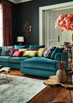 How to redecorate easy but effective. Interior Decoration Trends 2017