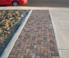 Ideas for Paver Walkways | Paver House Blog
