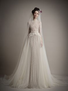 Ersa Atelier Wedding Dress Collection 2015 | Bridal Musings Wedding Blog