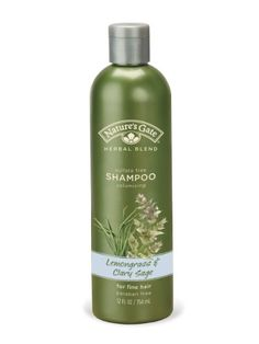 Nature's Gate Organics Shampoo, Lemongrass & Clary Sage, 12-Ounce Bottles (Pack of 3) - http://essential-organic.com/natures-gate-organics-shampoo-lemongrass-clary-sage-12-ounce-bottles-pack-of-3/