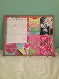 Repurposed my Lilly Agenda, lets go junior year  | New life for your old planner!