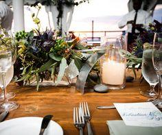 New York City Wedding, Rooftop, Black Tie, Same-Sex Wedding, 4eyes Photography || Colin Cowie Weddings