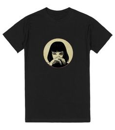 One of the greatest films- Pulp Fiction. Mia Wallace http://skreened.com/scorpions/mia-wallace-v2