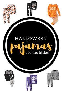 Halloween Pajama Roundup - http://www.lovinglittledixie.com