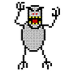 Skifree 90s computer game