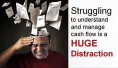 Understanding your cash flow used to be a struggle. Not any more!