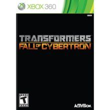 Transformers: Fall of Cybertron [Xbox 360 Game]