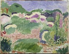 Henri Matisse, Les genêts #henri-matisse #art