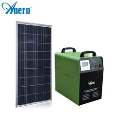 Source 1kw off grid hybrid pv solar power panel generator mounting system home on m.alibaba.com