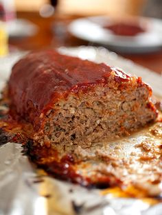 Tom Colicchio's Meatloaf