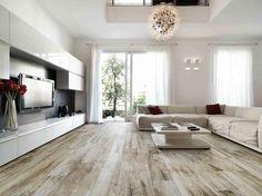 einzigartige gestaltung: 19 ideen für fliesen im wohnzimmer - Fliesen Holzoptik Wohnzimmer