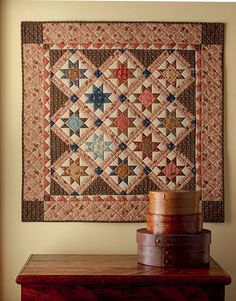 JoMortonQuilts.com | In an effort to preserve our ties to the past