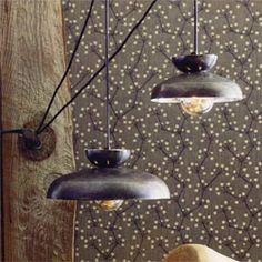 Roost Pendants from Velocity Art & Design Industrial Lighting, Interior Lighting, Kitchen Lighting, Outdoor Lighting, Pendant Lamp, Pendant Lighting, Chandelier, Ceiling Fan, Ceiling Lights