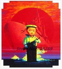 artist Liu Ye (刘野; b1964, Beijing, China)