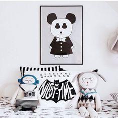 Cotton Baby Pillow Covers Boys Girls batman pillowcase for bebes kids room cushion cover household case fronha Roupa de cama