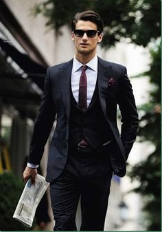 Everyone Loves A Sharp Dressed Man Sharp Dressed Man, Well Dressed Men, Gq, Esquire, Fashion Mode, Mens Fashion, Classy Fashion, Suit Fashion, Fashion Bags