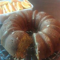 Old Fashioned Prune Cake Allrecipes.com  ( Just like my mama's,...except she used black walnuts instead of pecans )