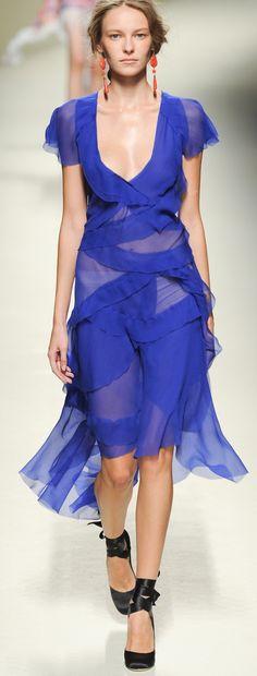 Alberta Ferretti Ready To Wear Spring Summer 2014