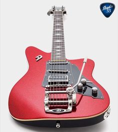 The brand new 2016 Paloma from #Duesenberg. What do you think? #Paloma #Guitar