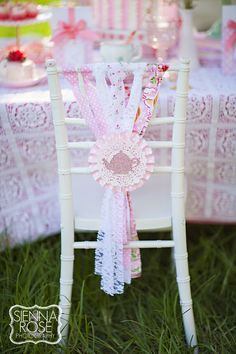 Fanciful Strawberry Shortcake Themed Tea Party: Photography by Sienna Rose Photography