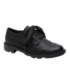 Look what I found on #zulily! Black Harry Oxford #zulilyfinds