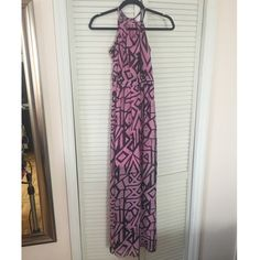 Tribal print abstract dress Cute for spring! Dresses