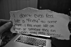 lost quote depressed depression sad suicide white black friend self harm feelings fake feel losing