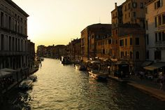 Dream destination| Venice at sunset by Antonette Uy