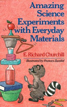 Amazing Science Experiments With Everyday Materials