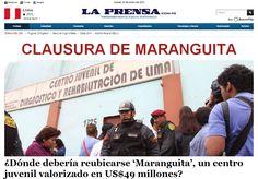 La Prensa ya no es el mismo diario que circuló en Perú desde 1903 hasta 1984. El medio de comunicación renació en 2012 como un sitio web dedicado al periodismo digital, aunque no se descarta una edición impresa, según Maricella Arias, editora general del nuevo proyecto periodístico del Grupo El Comercio.