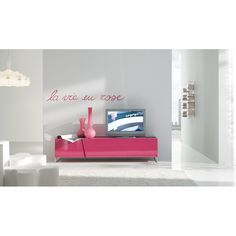 Fancy Living Room in Pink Theme Italian Living Room, Fancy Living Rooms, Bedroom Furniture, Pink Themes, Color Rosa, Modern Bedroom, Contemporary Furniture, Manhattan, Lounges
