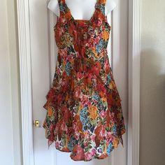 Gorgeous Silk Sundance Dress.
