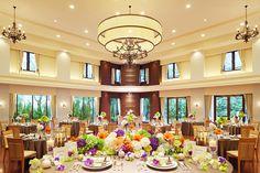 披露宴会場 | お台場(東京ベイ)の結婚式場・ウェディング「アニヴェルセル 東京ベイ」