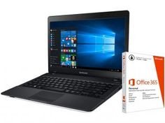 Notebook Samsung Essentials E32 Intel Core i3 - 4GB 1TB Windows 10 + Pacote Office 365