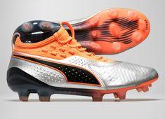 football  soccer  futbol  footballboots Puma One 1 Lth FG AG Uprising ef361da1a6b54