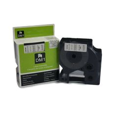 """Nextpage 45800 Black on clear size with 0.71""""*275.60"""" Dymo Label Tape"""