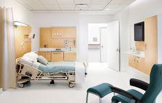 Compass patient room