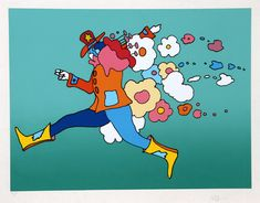 Peter Max Prints - Art Gallery at RoGallery.com