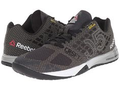 Good cross- trainer for flat footed person like me. Reebok CrossFit® Nano  5.0