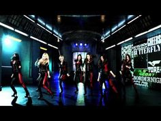 소녀시대/Girls' Generation/Shoujo Jidai - Flower Power (Dance Version). Everything is Sooyoung and Sunny and nothing hurts.