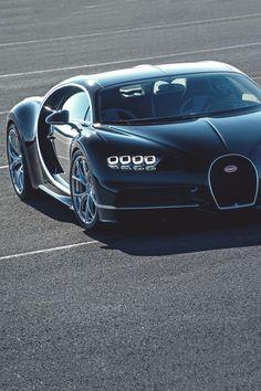 artoftheautomobile:  Bugatti ChironviaBugatti