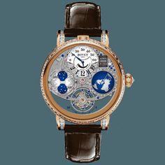 Récital 18 The Shooting Star® R180001-SB123 timepiece - Bovet 1822