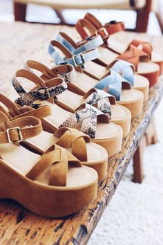 The Shoe For Festival Season: The Heights Platform