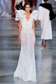 Robe de mariée Ulyana Sergeenko Haute Couture automne-hiver 2014