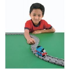 Thomas the Train: Take-n-Play Flexi-Track Bendable Track #Kids #Toys #Christmas #Wishlist #Children #Learning #Education #Toy #Tricycles #Scooters #Wagons
